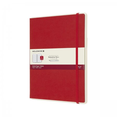 PTNL41HF201 PAPER TABLET XL RULED RED HARD COVER NO.01 (REFILL FOR SMART WRITING SET)