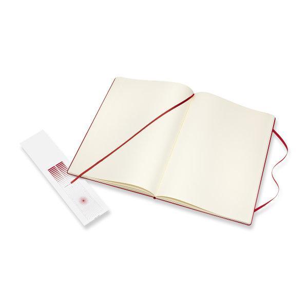 ARTBF851F2 Art Sketchbook A3 Scarlet Red