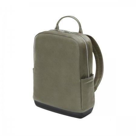 Moleskine กระเป๋า Backpack รุ่น Classic LeatherET74UBKK6 (สีเขียวโอลีฟ)