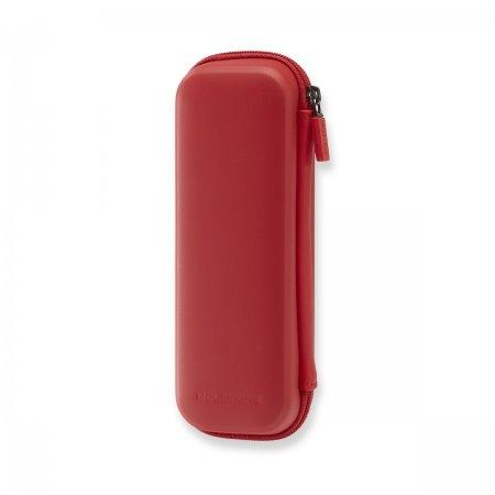 MOLESKINE JOURNEY PEN POUCH HARD SCARLET RED