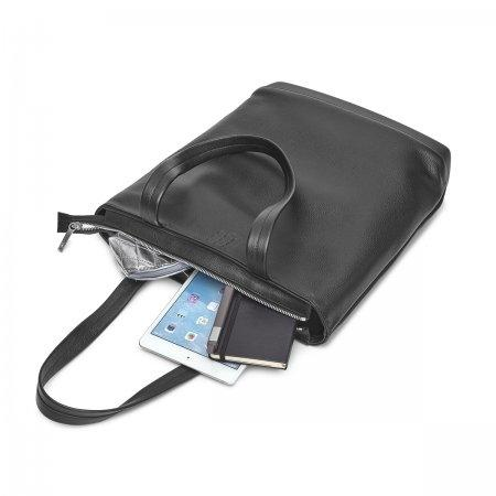 Moleskine กระเป๋าโท้ท (Tote Bag) รุ่น Classic Leather ET74UTOBK (สีดำ)