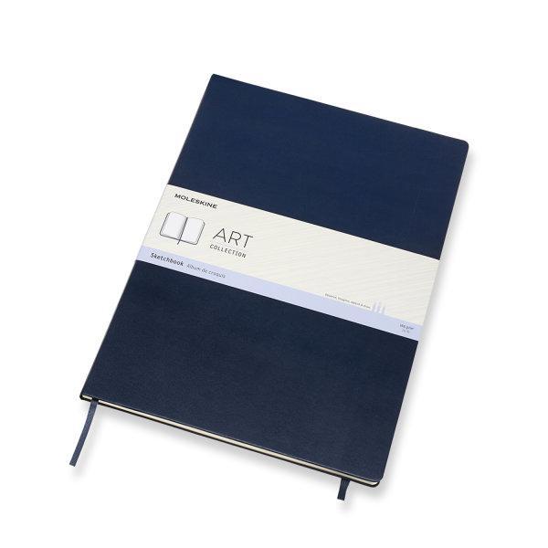 ARTBF851B20 ART SKETCHBOOK A3 SAPPHIRE BLUE