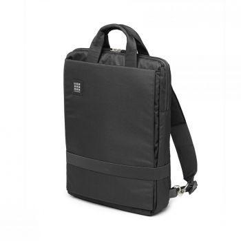 "Moleskine กระเป๋าอุปกรณ์แนวตั้ง (ID Vertical Device Bag) 15"" รุ่น ET73DBV15BK (สีดำ)"