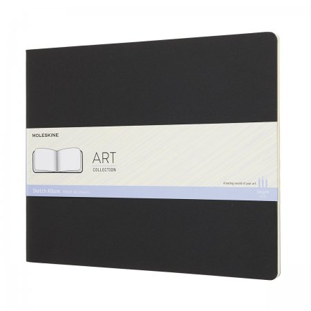 ART CAHIER SKETCH XXL BLACK ARTSKA7