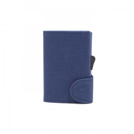 C-SECURE RFID Glitter Wallet Blue/ Navy Card holder