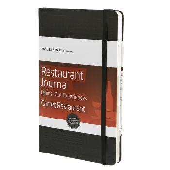 Moleskine Passion Journal Restaurant - Dining Out Experiences