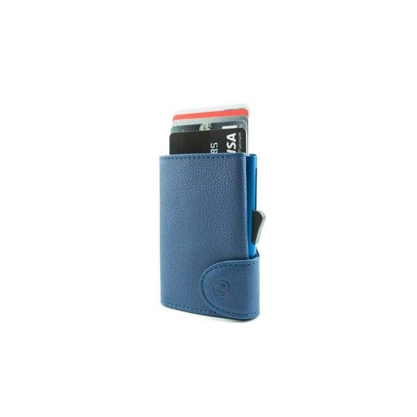 C-SECURE RFID Classic Wallet Navy/ Navy Card holder