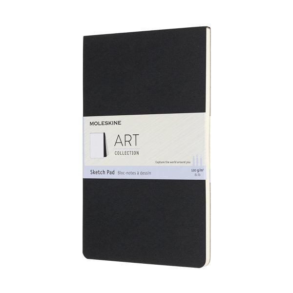 ARTSKPAD3 ART SKETCH PAD LARGE BLACK