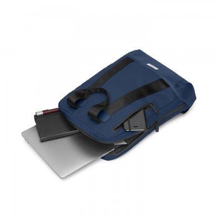MOLESKINE Metro Vertical Device Bag Sapphire Blue