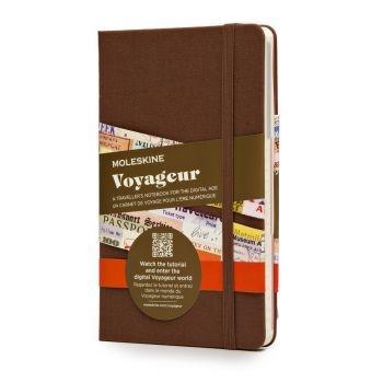 Moleskine Voyageur Traveller'S Notebook Brown