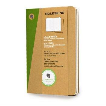 Moleskine Evernote Journals Pkt Squared Skqp412Ever