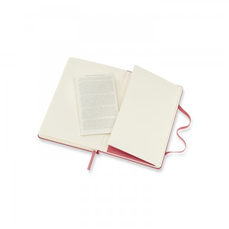 MOLESKINE NOTEBOOK POCKET PLAIN HARD COVER DAISY PINK QP012D11