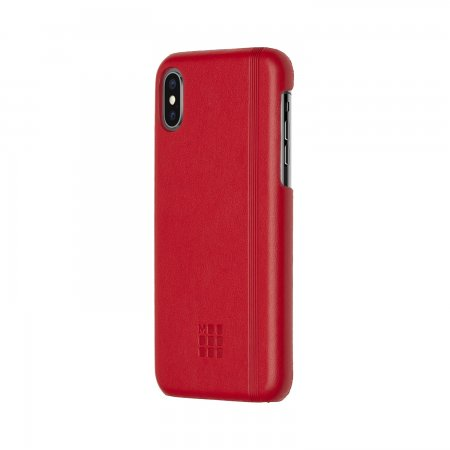 MO2CHPXF2 MOLESKINE CLASSIC ORIGINAL HARD CASE iPHONE X SCARLET RED