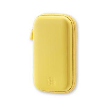MOLESKINE JOURNEY POUCH HARD SMALL HAY YELLOW