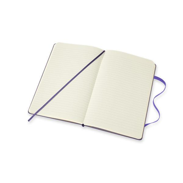 Moleskine Limited Edition Notebook Harry Potter Lg Ruled Brilliant VloletI (Purple) #5