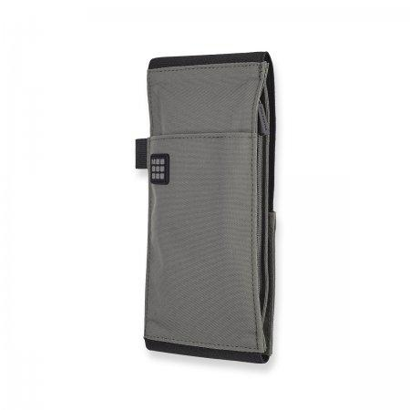 MOLESKINE ID TOOL BELT VERTICAL LARGE SLATE GREY