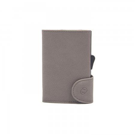 C-SECURE RFID Classic Wallet Siena/ Black Card holder