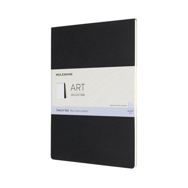 ARTSKPAD8 Art Sketch Pad A4 Black
