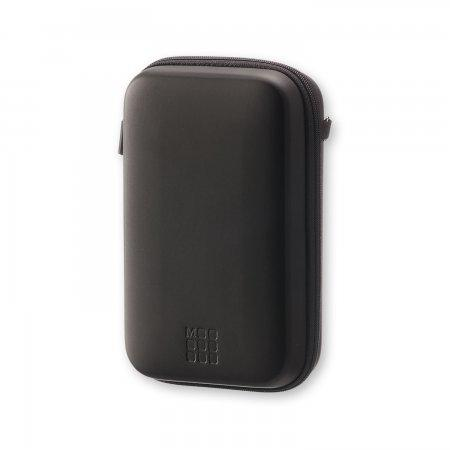 MOLESKINE JOURNEY HARD POUCH MEDIUM BLACK