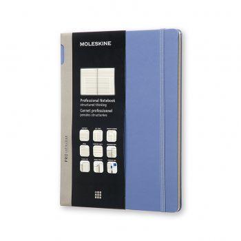 Moleskine Professional Notebook Extra Large Hard Lavender Violet