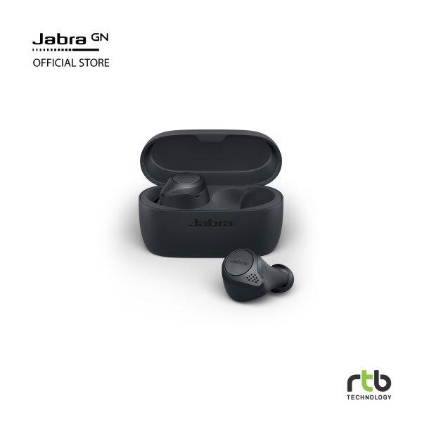 Jabra Elite Active 75t หูฟัง True Wireless - Dark Grey