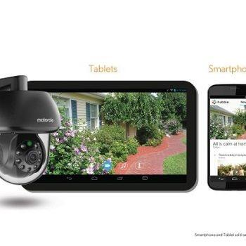 Motorola Focus 73 Wi-Fi HD Outdoor Camera กล้องวงจรปิด