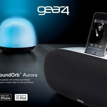 Gear4 SoundOrb Aurora
