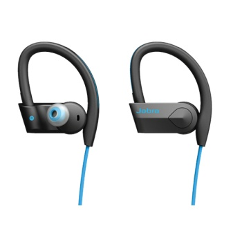 Jabra Sport Pace Wireless หูฟังออกกำลังกาย (Blue)