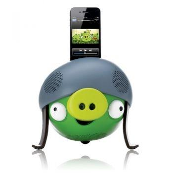 Gear4 Angry Birds Speaker Helmet Pig