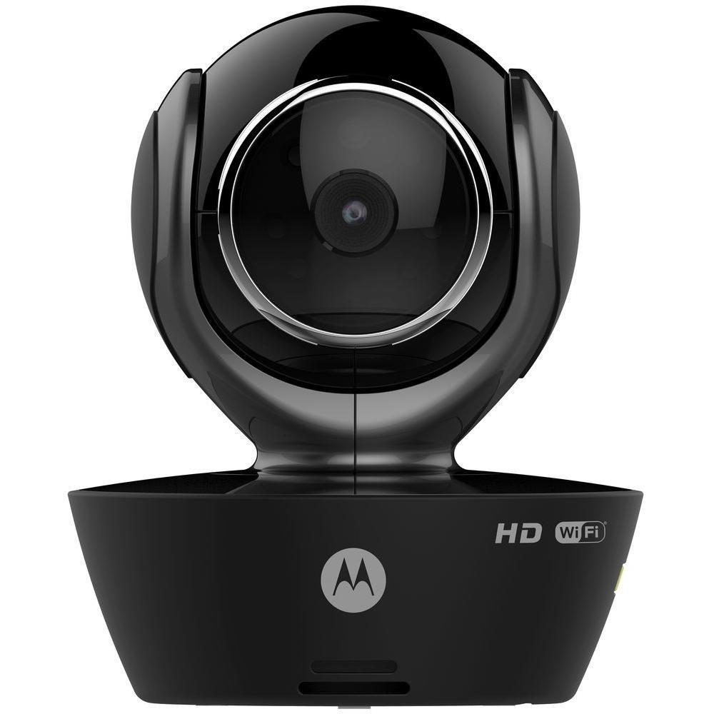 Motorola Focus 85 Wi-Fi HD Home Monitoring Camera - Black กล้องวงจรปิด