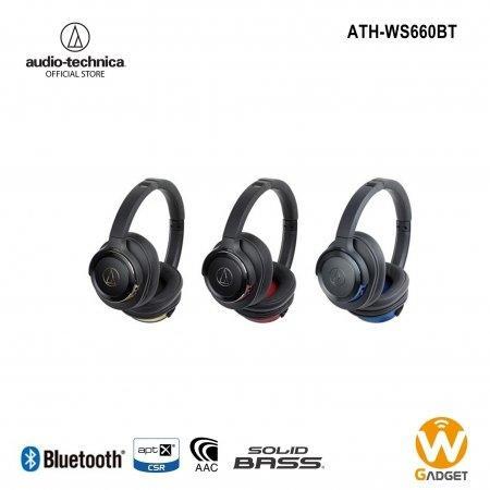 หูฟังบลูทูธ ATH WS660BT