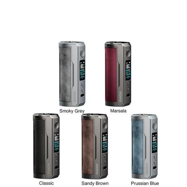 *VOOPOO Drag X Plus 100W Box Mod [แท้][กล่องบุหรี่ไฟฟ้า]
