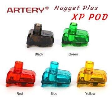 * ARTERY Nugget Plus [XP POD] Cartridge 5ml