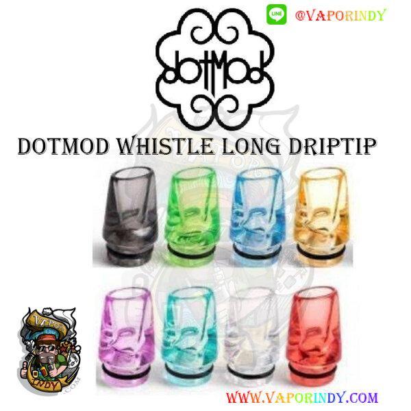 **Dotmod Whistle Long Driptip