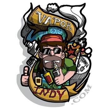 VAPOR INDY บุหรี่ไฟฟ้า อุปกรณ์เลิกบุหรี่