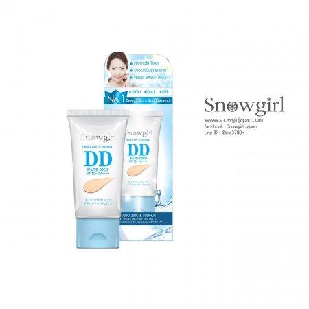 Snowgirl Nano Zinc & Sulphur DD Water Drop 25g