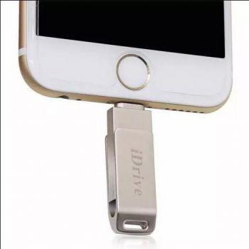 iDrive V2 (16/32/64/128 Gb) แฟลชไดฟ์สำหรับ iPhone / iPad