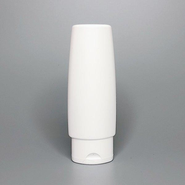 [PK][BTMB-100W] - ขวดพลาสติกสีขาว ฝา FT สีขาว