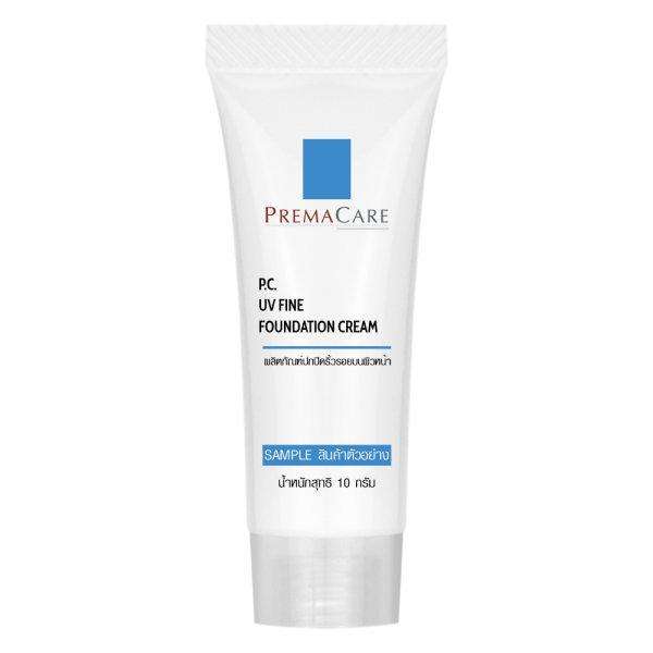 [SAM-CUV55] PREMA CARE UV FINE FOUNDATION CREAM