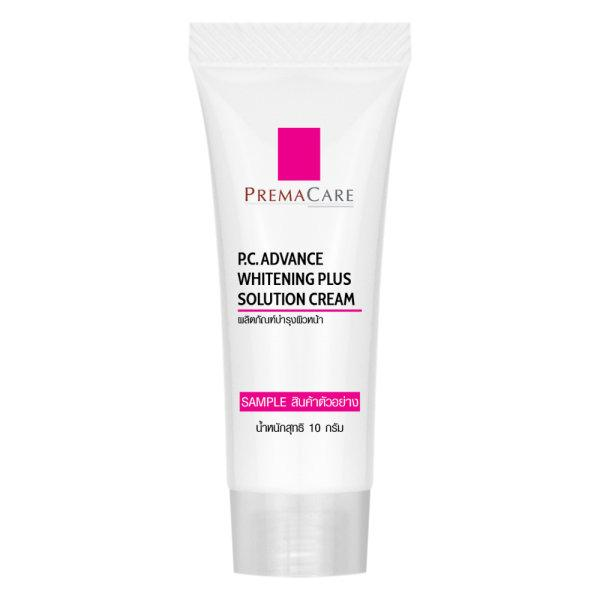 [SAM-CWT10] P.C. ADVANCE WHITENING PLUS SOLUTION CREAM