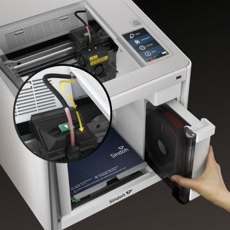 เครื่องพิมพ์ 3 มิติ Sindoh 3DWOX1