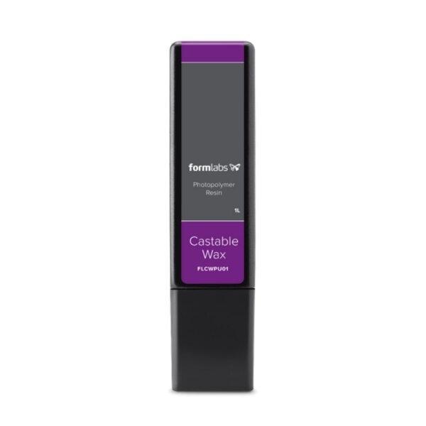 Formlabs Castable Wax Resin สีม่วง (1000 ml)