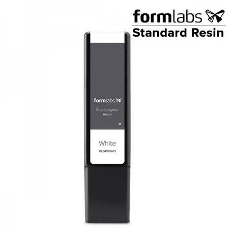 Form 2 Standard Resin สีขาว