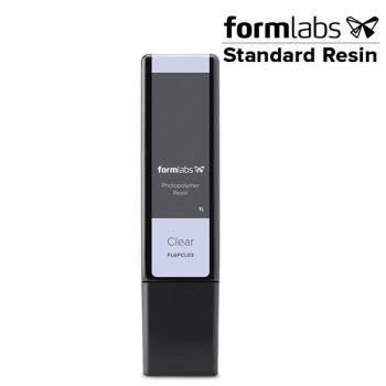 Form 2 Standard Resin สีใส