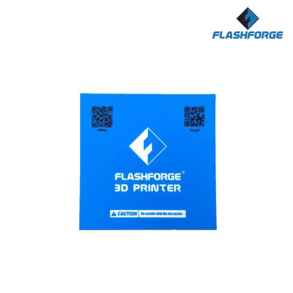 แผ่นรองพิมพ์ เครื่อง Flashforge Finder (ของแท้)