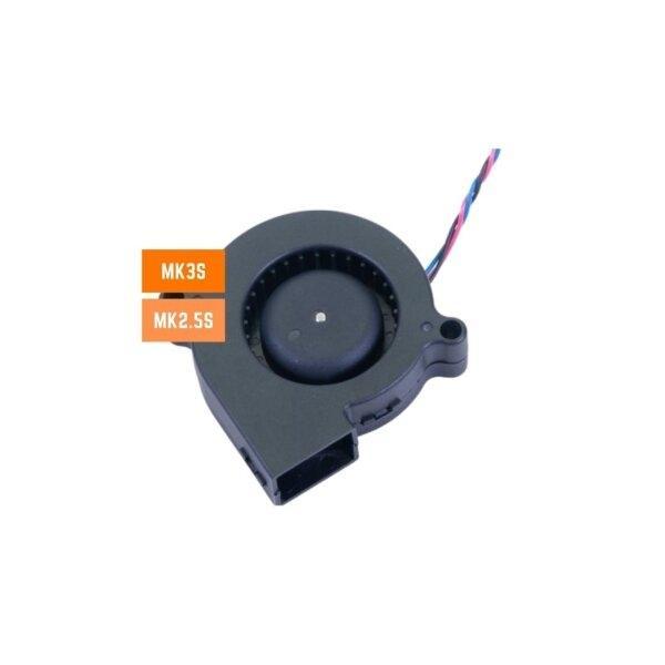 พัดลม Blower เป่าชิ้นงาน 5V เครื่อง Original Prusa MK2.5/MK3S