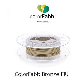 เส้นพลาสติก ColorFabb BronzeFill