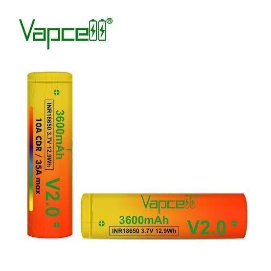 vapecell (ต่อก้อน) 3600mah 35amp