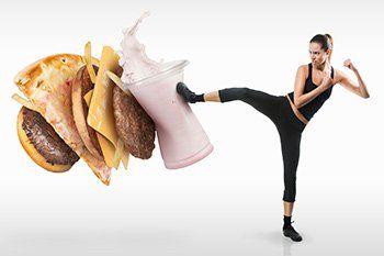 ฉันลดน้ำหนัก 9 กิโลภายใน 1 เดือนโดยที่ไม่ต้องออกกำลังกาย