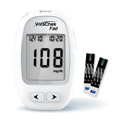 เครื่องตรวจน้ำตาล VivaChek